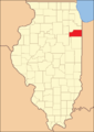 Kankakee County Illinois 1853.png