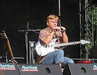 Karel Plíhal - Karel Plíhal at Okoř Festival 2004