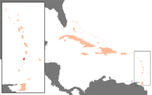 Karibik St Vincent und die Grenadinen Position.png