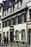 Karl Marx Haus Museum Trier, May 1995.jpg