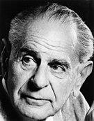 Karl Popper -  Bild