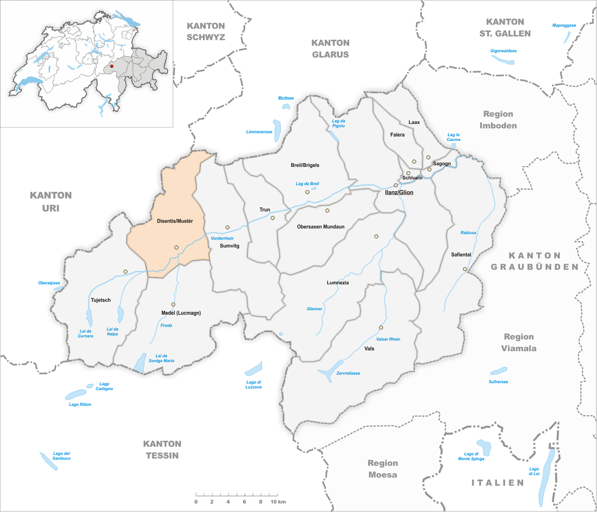 Disentis/Mustér – Wikipedia
