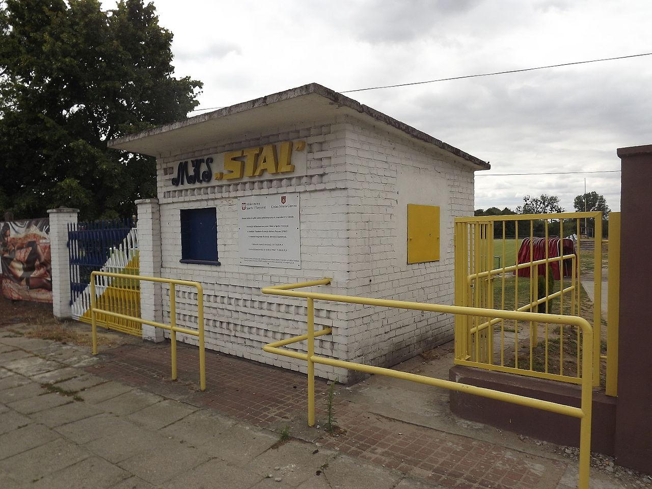 File Kasa Biletowa Na Stadionie Stali Glowno Jpg Wikimedia Commons
