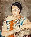 Kasia von Szadurska - Portrait der Helga Schlegel, 1933.jpg