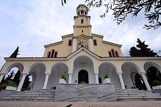 Fier - Katedrale e Shën Gjergjit