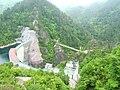 Kawamata Dam and Setoaikyou.JPG