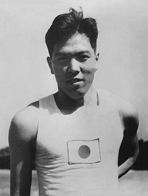 Kazuo Kimura - Kimura at the 1932 Olympics