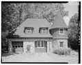 Keasbey and Mattison Company, Executive's House, Carriage House, 5 Lindenwold Avenue, Ambler, Montgomery County, PA HABS PA,46-AMB,10G-2.tif