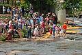 Ken-Ducky Derby 2009, people watching.jpg