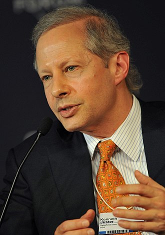Kenneth Juster - Juster at the 2009 India Economic Summit