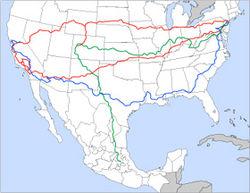 Viagens de Kerouac pela América