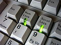 Keyboard keys with light.jpg