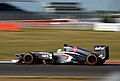 Kimiya Sato Sauber 2013 Silverstone F1 Test 005.jpg