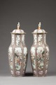 Kinesiska porslinsurnor från 1735-1795 - Hallwylska museet - 96144.tif