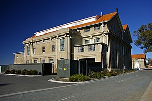 Kingston Powerhouse - Kingston Powerhouse