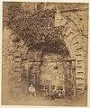 Kirkstall Abbey. Doorway on the North Side MET DP209894.jpg