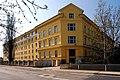 Klagenfurt Voelkermarkter Vorstadt Rudolfsbahnguertel 2 Knabenseminar 07042009 14.jpg