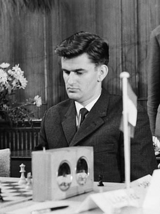 Klaus Darga - Darga in 1963