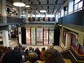 Klein Amerika 20, Bibliotheek Gouda, Opening in 2014 (1).JPG