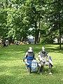 Knights at Medieval event in Vantaa.jpg