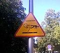 Kołobrzeg - znak drogowy.jpg