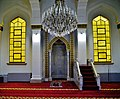 Kobe Kobe-Moschee Innen Gebetsraum 1.jpg