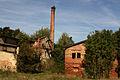 Komorniki pow.Polkowice - Ruiny gorzelni 29.09 2011r. zetem 1.jpg