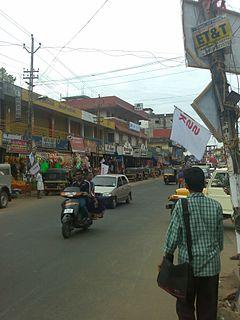 Konni, Kerala Place in Kerala, India