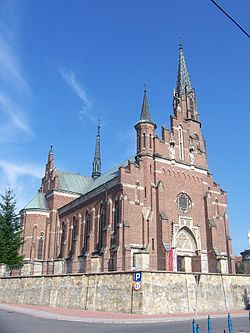 Church of the Virgin Mary, Queen of Poland
