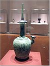 Korea-Goryeo Dynasty-Bronze kundika inlaid with silver-01.jpg