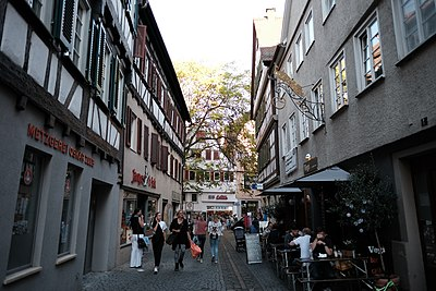 Kornhausstraße, Blick zur Hirschgasse (2018).jpg