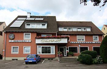 Hotel Garni Bahnhofstr  Sauerloh