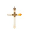 Kors av agat, 1800-talets mitt - Hallwylska museet - 109607.tif