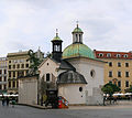 Krakow StAdalbertChurch C37.jpg