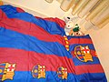 Krevet mladog navijača FC Barcelone.jpg