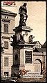 Kriegerdenkmal 1870 71 mit Germania auf dem sockel in Inowrazlaw Hohensalza Inowroclaw kolekcja Moscicki 3.jpg