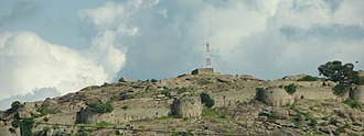 Krishnagiri district - Krishnagiri Fort