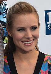 Kristen Bell na gali Do Something Awards w 2012 roku
