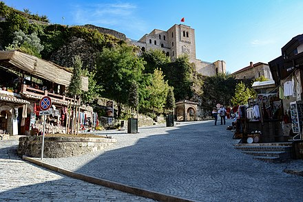 The town of Krujë was the capital of the Principality of Arbanon in the Middle Ages.