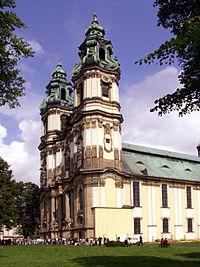 Krzeszów church