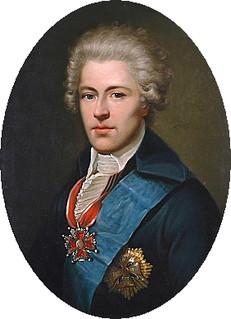 Ignacy Potocki Nobleman and writer