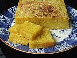 Pastel poporcis de Ambon