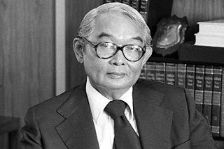 Kukrit Pramoj Thai politician