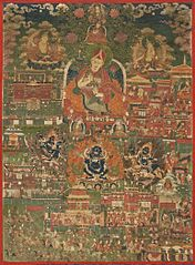 Kunga Tashi and Incidents from His Life (Abbot of Sakya Monastery, 1688-1711)
