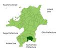 Kurogi in Fukuoka Prefecture.png