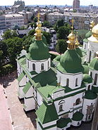 Kyiv Saint Sophia Cathedral