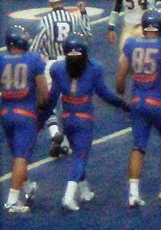 2009 Boise State Broncos football team - Kyle Wilson