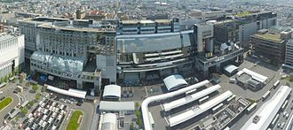 Kyoto Prefecture - Kyoto Station
