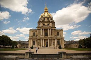 1706 in architecture - Les Invalides
