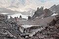 Láva podél hřebene, Erciyes Dağı - panoramio.jpg